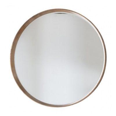 keaton round mirror oak meath