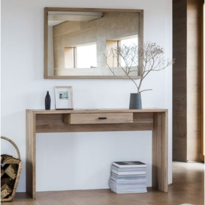 Kielder console table with drawer meath