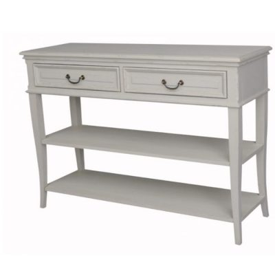 bellaford 2 drawer console table meath