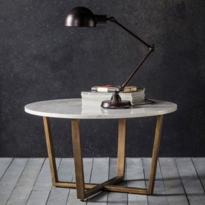 cleo round coffee table meath