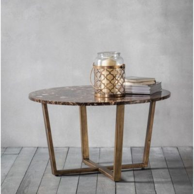 emperor round coffee table meath