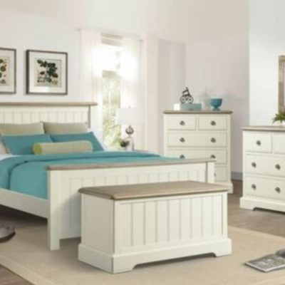 Meghan Oak Bedroom Collection