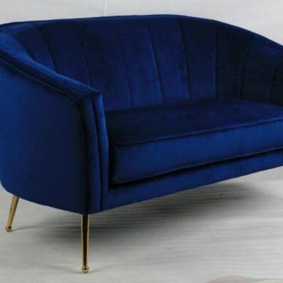 rialto 2 seater tub sofa blue meath