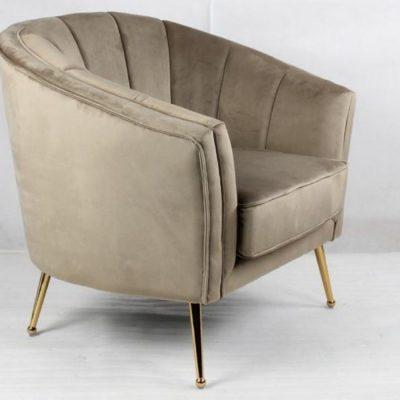 rialto tub chair taupe meath
