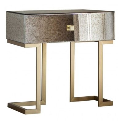 amberley 1 drawer side table meath