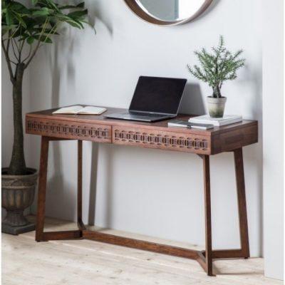 boho retreat desk meath