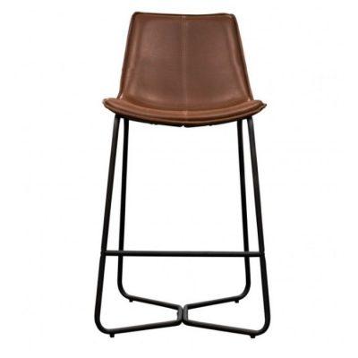 Hawking stool (2PK) brown meath