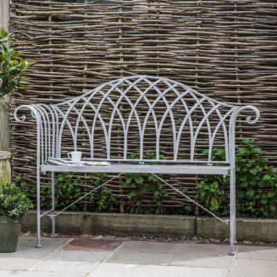 duchess outdoor bench estate grey meath