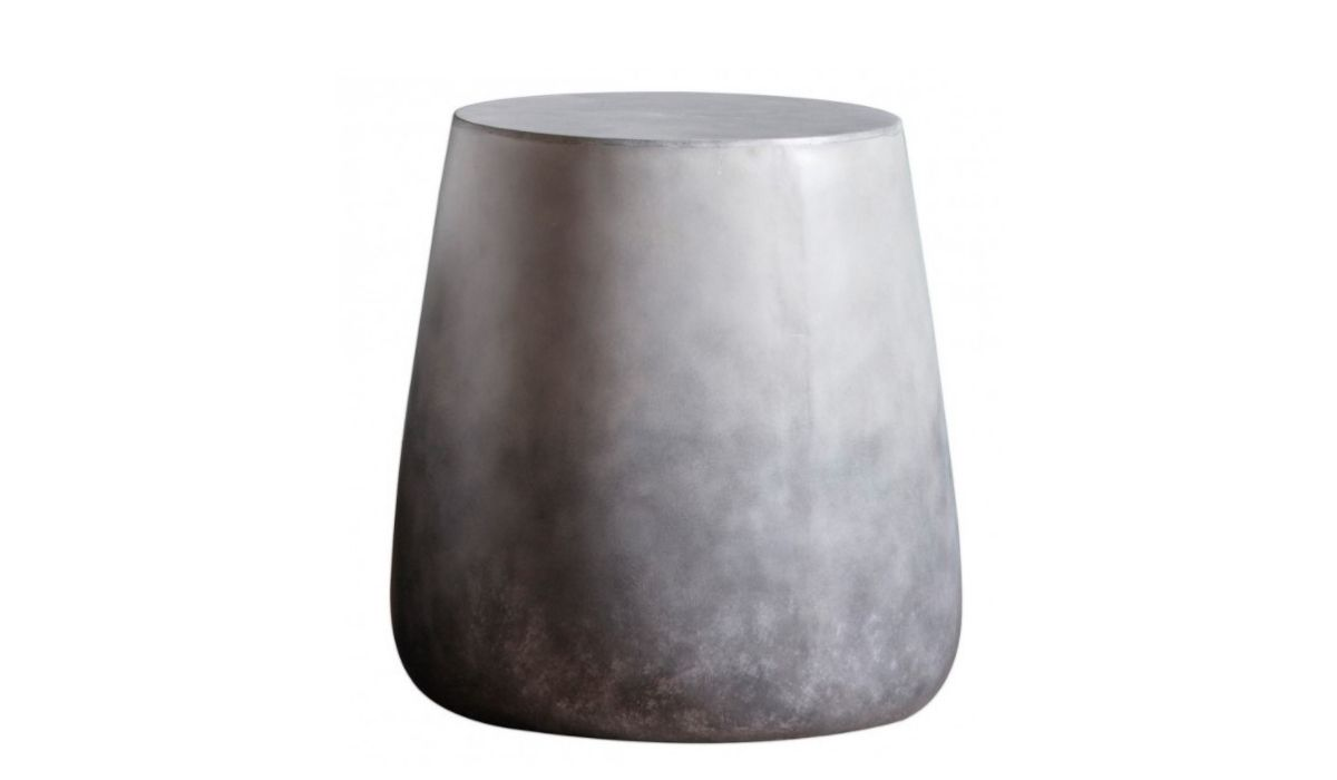 otley side table ombre silver meath