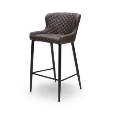 Charlie stool grey meath