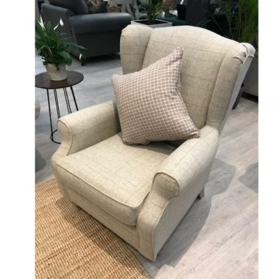 Heather Wing Chair meath