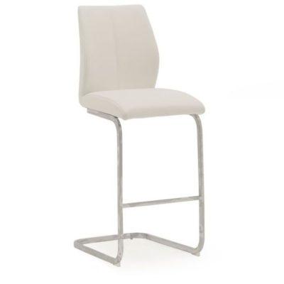Elis Bar Chair white Meath