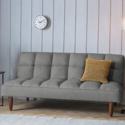 Oslo Sofabed Frost Grey Meath