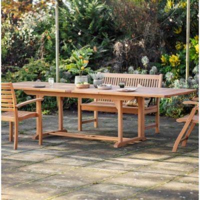 poro outdoor extending table Meath