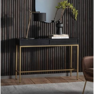 Ripple 2 Drawer Console Table Meath