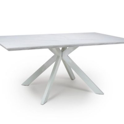 Bianco dining table 1800 Meath