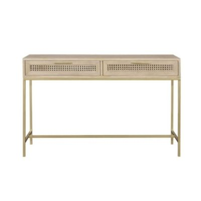roundwood 2 drawer console table Meath